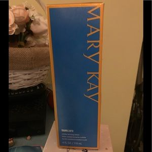 Mary Kay sunless tanning lotion 4ounces. NEW!